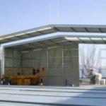 Hangar modulaire PLENAVE