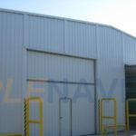Hangar industriel PLENAVE